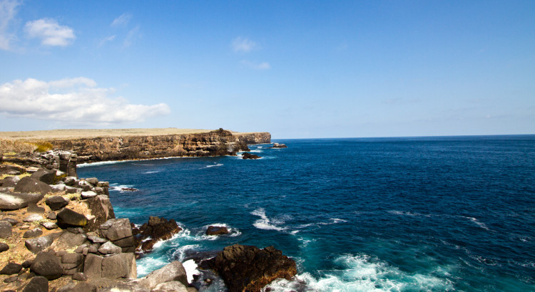 galapagos, viewpoint, ocean